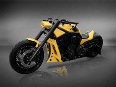 ⛔ Harley-Davidson Softail Custom Rocker by Westside Customs ▷▷ Harley Night Rod, Harley Davidson Night Rod, Harley V Rod, Harley Davidson Bikes, Custom Street Bikes, Custom Bikes, Night Rod Custom, Vrod Custom, Hd V Rod
