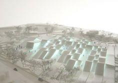 Elementary School Merges with Landscape in Denmark / Bjarke Ingels Group