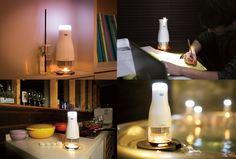 Crowdfunding | Lumir C: LED-Licht mit Kerze #Video | TechFieber | Smart Tech News. Hot Gadgets.
