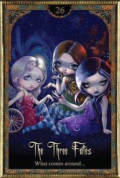 Oracle of Shadows and Light from Lucy Cavendish and Jasmine Becket-Griffith