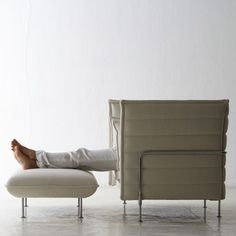 Alcove Sofa by Ronan and Erwan Bouroullec for Vitra