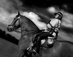 A stylised view of a Greater Manchester Police mounted officer and her mount, Harrison, as they patrol in Chorlton Park, South Manchester.     Our mounted officers play a vital role patrolling the streets of  the Force'a area.    GMPs horses are traditionally named after characters from the novels of Charles Dickens.     To learn more about Greater Manchester Police's Mounted Unit please visit our website.  www.gmp.police.uk