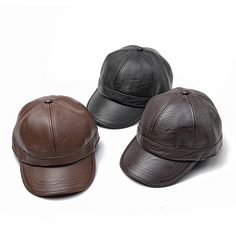 Newchic - Fashion Chic Clothes Online, Discover The Latest Fashion Trends Mobile Leather Hats, Pu Leather, Women's Earmuffs, Leather Baseball Cap, Hats Online, Artificial Leather, Hats For Men, St Kitts And Nevis, Uganda