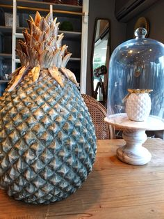 Be a pineapple: stand tall, wear a crown and be sweet on the inside! Find the whole collection at Armaos Home. Stand Tall, Pineapple, Jar, Crown, Decoration, Sweet, Collection, Home Decor, Decor