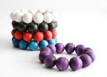 Bracelets by Aarikka  www.aarikka.com