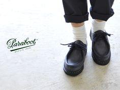 【楽天市場】paraboot パラブーツ michael/ミカエル レザーチロリアンシューズ・721203・721204・088649(全3色):Crouka(クローカ)