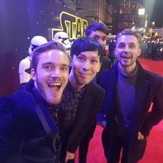 Star Wars premiere!!!!