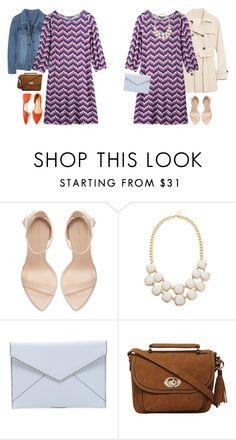 """""""Untitled #19774"""" by hanger731x ❤ liked on Polyvore featuring Zara, Adia Kibur, Rebecca Minkoff and Dorothy Perkins"""