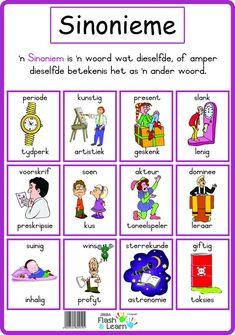 Preschool Learning Activities, Speech Therapy Activities, Kids Learning, Afrikaans Language, 1st Grade Math Worksheets, Afrikaans Quotes, School Fun, School Teacher, Teaching Aids