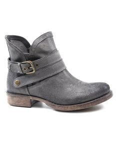 This Ash Just Dandee Leather Ankle Boot is perfect! #zulilyfinds