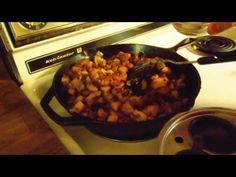 Heather's Hot Chorizo Hash Recipe