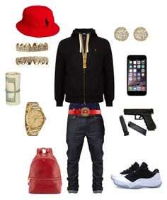 """((School Flow)) ~Trey Savage"" by chiefkeefsosa ❤ liked on Polyvore featuring Polo Ralph Lauren, Mister, Nixon, Jamie Wolf, Loren Stewart and Via Spiga Teen Swag Outfits, Dope Outfits For Guys, Boy Outfits, Teen Boy Fashion, Tomboy Fashion, Swag Fashion, Tomboy Stil, Future Clothes, Outfit Grid"