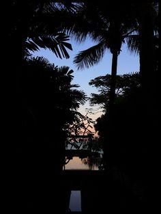 Before sunset. Hua Hin, Prachuab Kheerikhan, Thailand