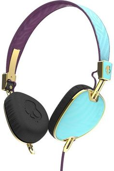 "Quality Headphones -  When you're trying to study in your dorm room or even at the libes (or, you know, listening to Lorde), you're going to need serious headphones to block out all the distractions. These come with ""purclean"" (a.k.a. germ free!) ear pads, a detachable cord, a microphone to answer calls, and a chic carrying case! 