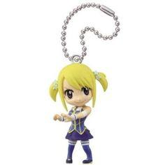Fairy Tail Deformed Mini Keychain Figure Part 5 - Lucy Heartfilia by Fairy Tail