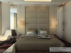 aménagement de maison grand lit tout confort pour la chambre à coucher