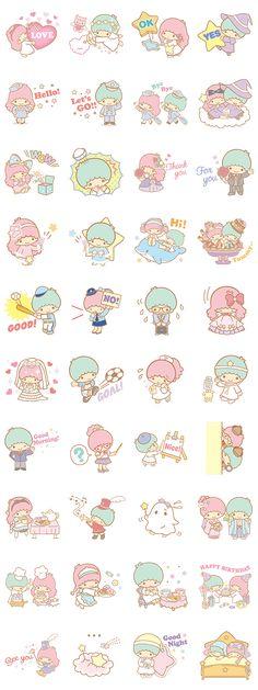 画像 - Little Twin Stars: Costume Collection by Sanrio - Line.me