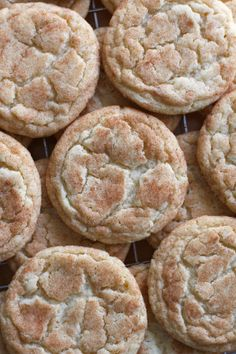 {Perfect Every Time} Snickerdoodle Cookies