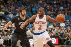 Gotham City Sports News: #Knicks Snap Losing Streak With Win Over #Timberwolves. #NBA