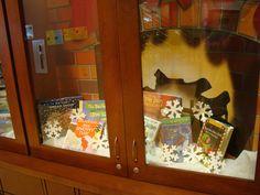 Children's First floor display December
