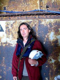 Neil Oliver (BBC) at Red Sands Radio
