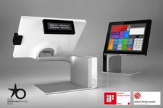 Ever since the AURES Group has been leading the sector of POS hardware. Discover AURES and its latest designs & POS solutions. Pos Design, Layout Design, All In One Pc, Medical Design, Cash Register, Futuristic Technology, Information Technology, Wood Toys, Design Reference