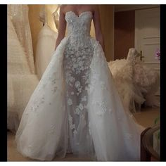 Beautiful Wedding Dress #weddingdress