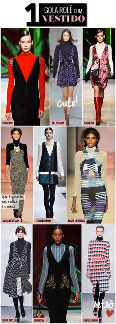 A Semana de Moda de Nova York acabou ontem e depois das cerca de 100 marcas cruzarem a passarela é hora do balanço de tendências! De todas as fashion weeks internacionais, a de NY é a mais comercial – ou seja, as chances de você ver o que rolou por lá pegando mesmo nas vitrines …