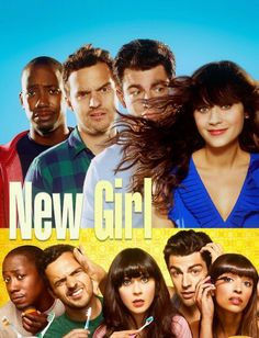 New Girl - new favourite programme!