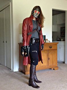 OP delivers! (Mostly) completed Star Lord Halloween costume. I ...
