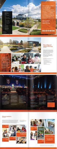 Langara College Domestic Student Viewbook 2014