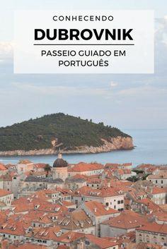 Vai visitar Dubrovnik, a cidade de Game of Thrones? Então conheça nossa experiência de visita guiada em Português! É só ler o post: http://www.viagememdetalhes.com.br/dubrovnik-a-cidade-onde-todos-se-conhecem/