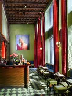 Pin for Later: The Most Underrated Boutique Hotels in the US Gramercy Park Hotel, New York City