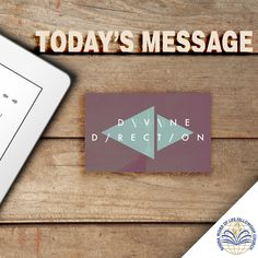 Today's Message: Divine Direction Pt. 2 by Pastor Lynward Hunter Sr.  www.rwolfc.org