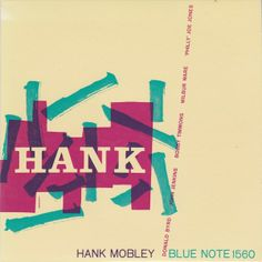 Blue Note Jazz Cover