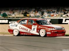 Toyota carina e btcc at190 1994 1996