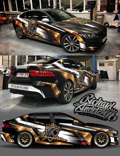 Design Concept 13 For Audi Rs6 Avant For Sale Car Wrap