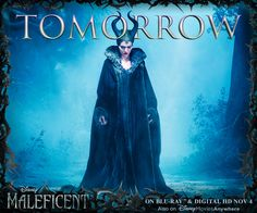 Go beyond the fairy tale...  Tomorrow you can own Maleficent on Blu-ray and Digital HD! http://di.sn/rhf