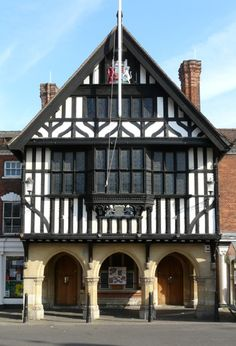 ~Town Hall, Saffron Walden ~ Essex, England