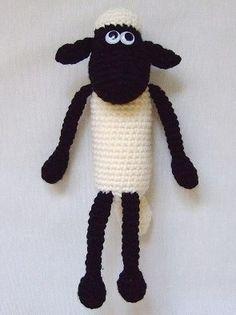 編みぐるみ・ひつじのショーンもどき