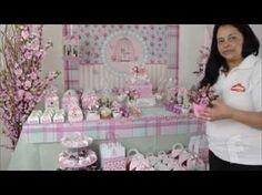 Dicas para Decoração de Festa Jardim Encantado - Festabox - YouTube