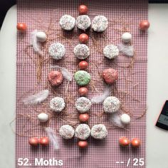 Level 52 made out of #eggs and #Eastercakes.  Download #syncomania for free at Google Play.  #androidgames #indiedev #googleplay #foodart #easter