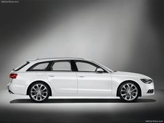Audi A4 Avent is the best choice for man's first car