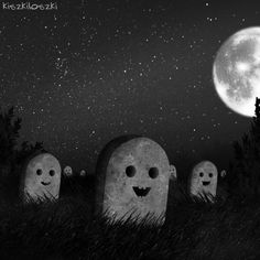 Halloween Gif, Spirit Halloween, Vintage Halloween, Happy Halloween, Gifs, Gif Photo, Memento Mori, Happy Day, Folk Art