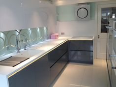 Diane Berry Kitchens - Client Kitchens: Mrs Bradford Bradford, Berry, Kitchens, Kitchen Cabinets, House Design, Home Decor, Decoration Home, Room Decor, Kitchen