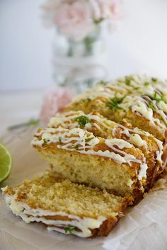 eat pray bake: Lime & Coconut Cake