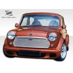 1959-2000 Mini Cooper Duraflex Type Z Wide Body Kit