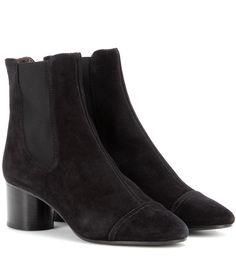 mytheresa.com - Mytheresa.com Exclusive Danae Suede Ankle Boots ♦ Isabel Marant ☆ mytheresa - Luxury Fashion for Women / Designer clothing, shoes, bags