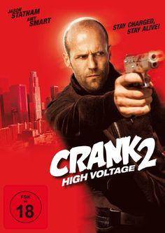 Crank 2: High Voltage * IMDb Rating: 6,1 (69.807) * 2009 USA * Darsteller: Jason Statham, Amy Smart, Dwight Yoakam,