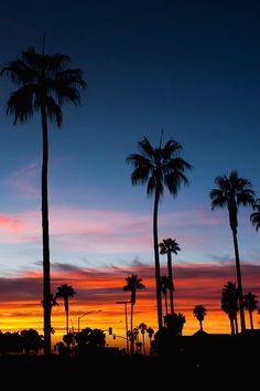 Mission Beach, San Diego, California.